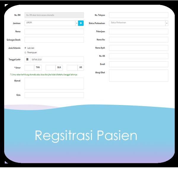 Registrasi Pasien